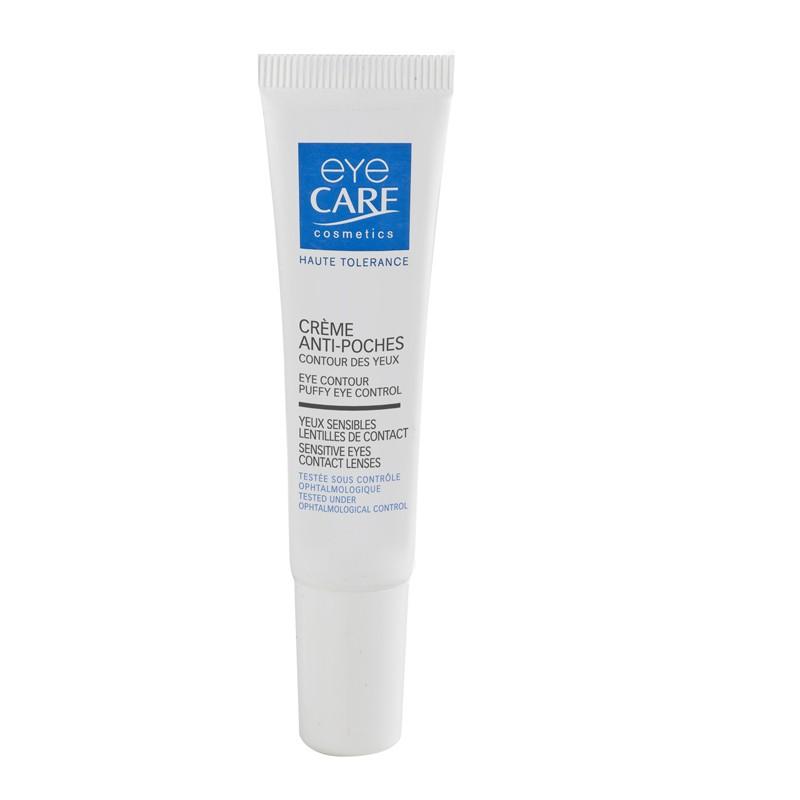 Crème anti-poches contour des yeux