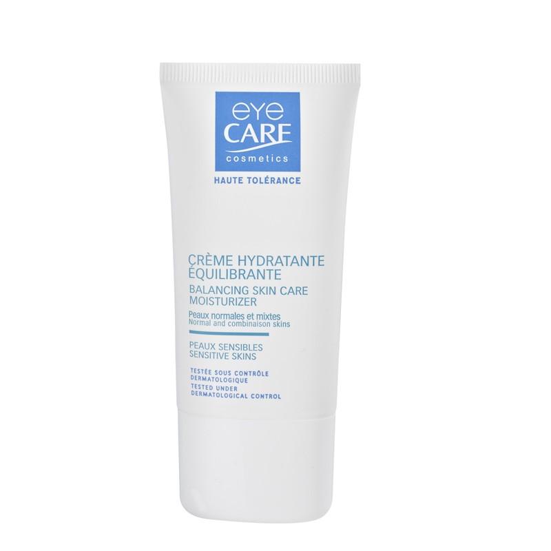 Crème hydratante équilibrante visage pour peau sensible - Eye Care