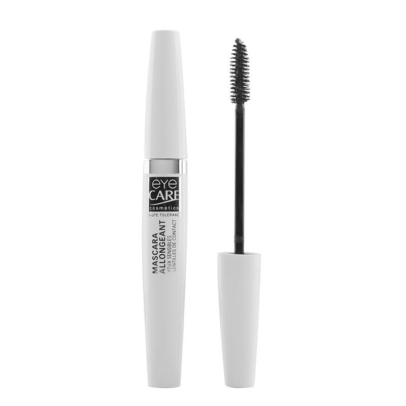 mascara allongeant haute tolérance - eye care cosmetics