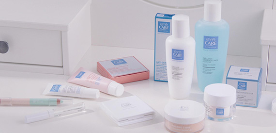 Une gamme complète destinée aux peaux et yeux sensibles ou allergiques