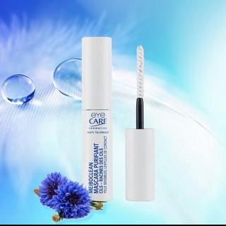Le saviez-vous ? Un nettoyage incomplet de la racine des cils peut être à l'origine d'une sécheresse des yeux, de la sensation de grains de sable ou encore de petites infections au niveau des paupières. En complément du démaquillage, le Mascara Purifiant est le geste hygiène des paupières par excellence. Sa brosse douce en coton permet d'éliminer tous résidus de maquillage, poussière… pouvant gêner la production du film lacrymal. Ses actifs naturels décontaminants purifient la racine des cils pour prévenir les petites infections.  Pour découvrir ce nouveau geste d'hygiène, rejoignez notre programme ambassadrice pour faire partie des 60 personnes qui le recevront gratuitement pour le tester.  Inscrivez-vous vite, vous avez jusqu'au 23 septembre.  Le lien est en bio est en commentaire.