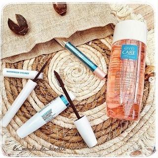 @le_monde_de_kinette présente la gamme waterproof d'Eye Care Cosmetics. Du maquillage qui tiendra toute la journée sans vous piquer les yeux !  #eyecarecosmetics #hautetolerance #eye_care_cosmetics